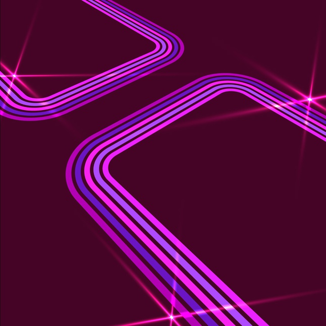 Seventies Disco Graphics vector free