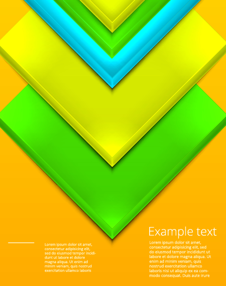 Shiny 3d geometry shapes background vector 04 free – Over