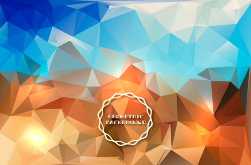 Shiny geometric shapes embossment background vector 02 free over shiny geometric shapes embossment background vector 02 free toneelgroepblik Image collections