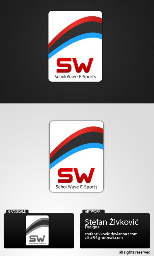 ShockWawe Logo