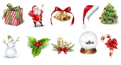 Silent Night Christmas icons icons pack
