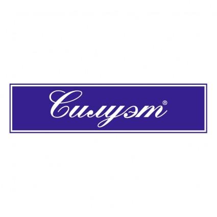 siluet logo