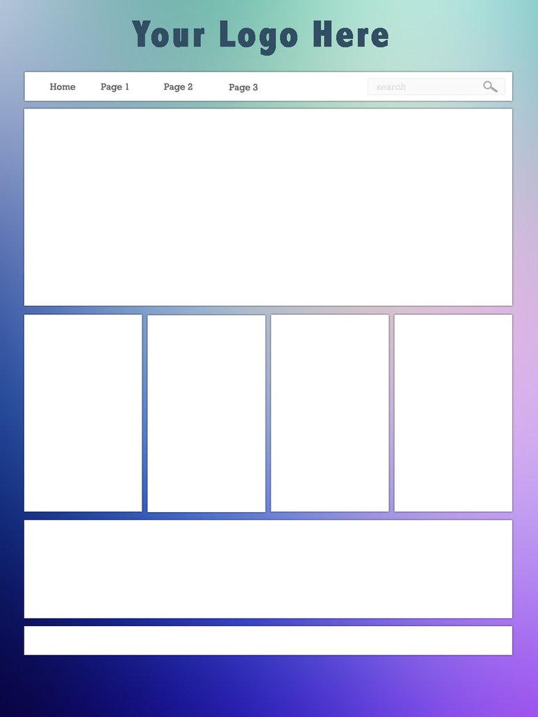 Simple + colourful web design – Over millions vectors, stock photos ...