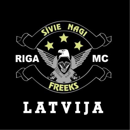 sivie nagi freeks logo