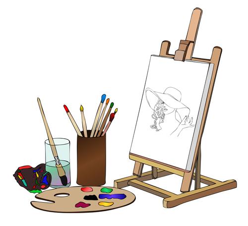 Sketchpad design elements vector set 05 free – Over millions