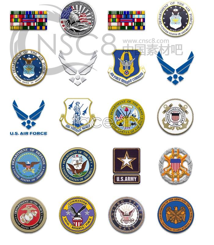 Sky King Eagle series icons