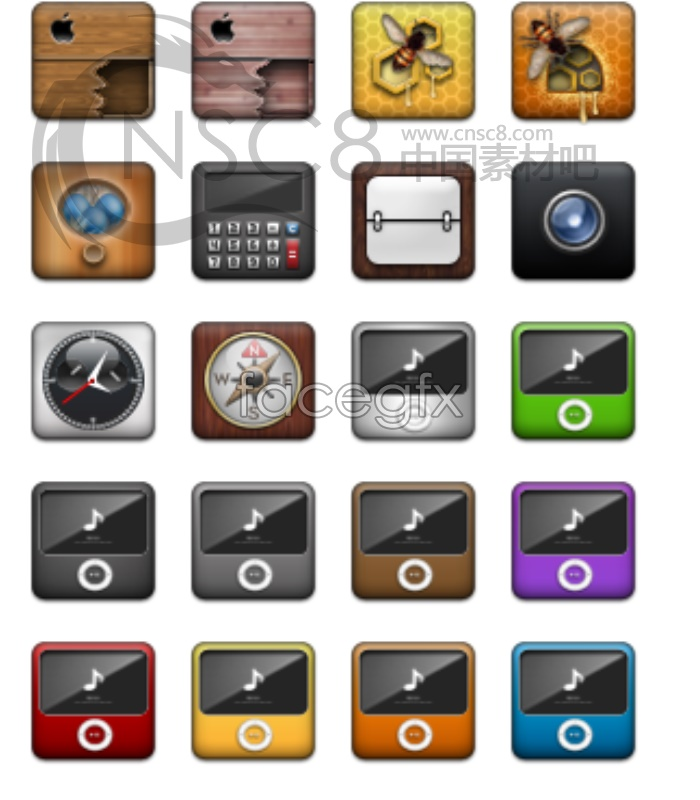 Small mobile desktop icon