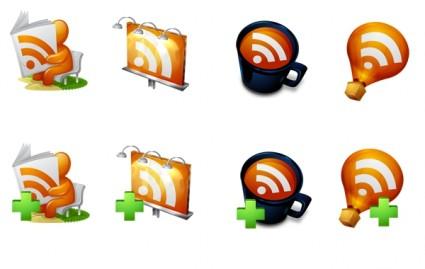 Smashing Feed Icons icons pack
