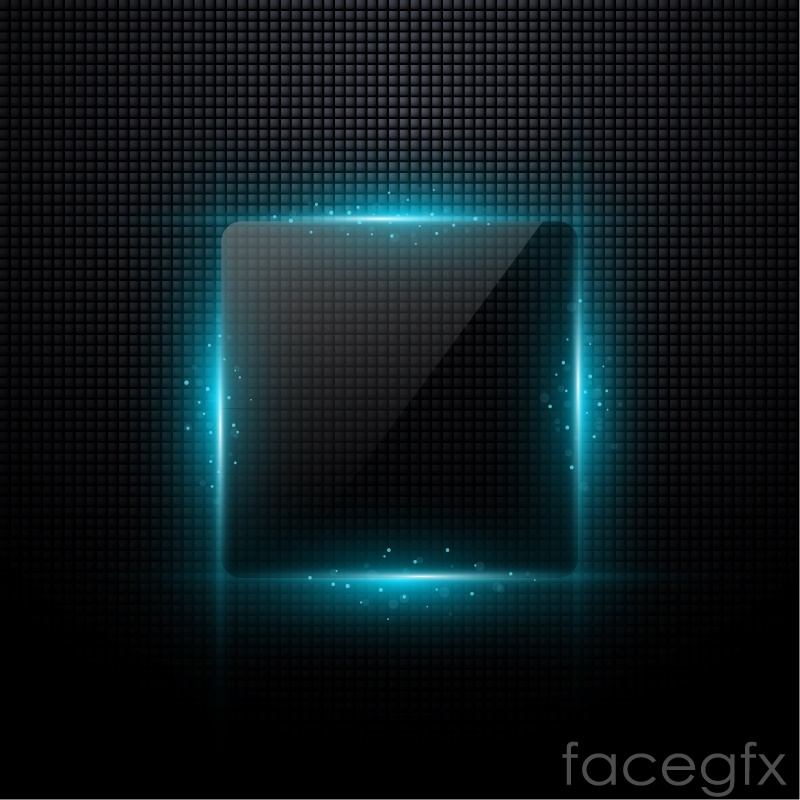 Solid square light effect background vector – Over millions vectors ...