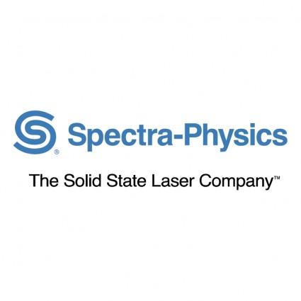 spectra physics 0 logo