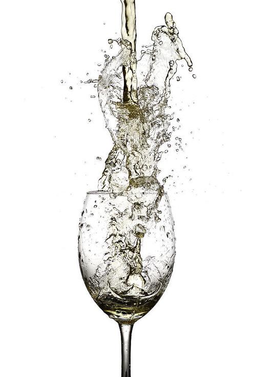 Splash wine PSD