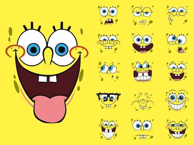 Powerpoint: spongebob powerpoint template.
