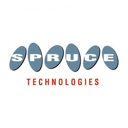 spruce technologies logo