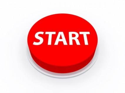 start button psd layered
