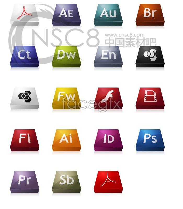Stereo-Adobe CS3 icon