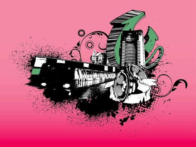 Street art graphics vector free over millions vectors stock street art graphics vector free toneelgroepblik Gallery