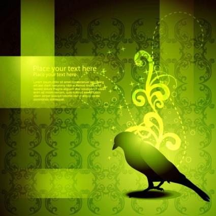 stylish and elegant pattern background 03 vector