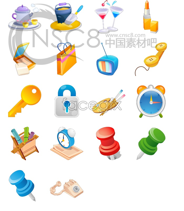 Super fine living tools icon