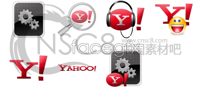 Super nice Yahoo featured icon