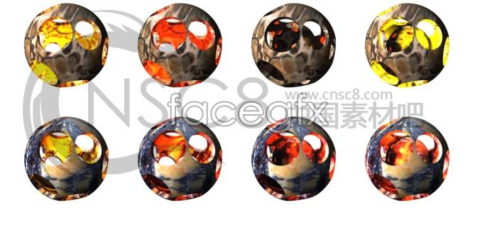 Super planet art icon