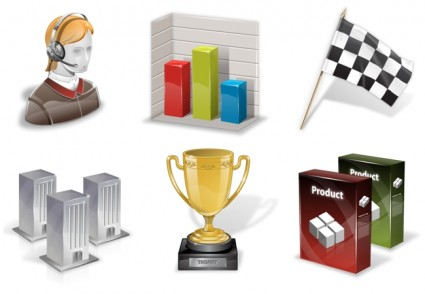 Super Vista Business icons pack