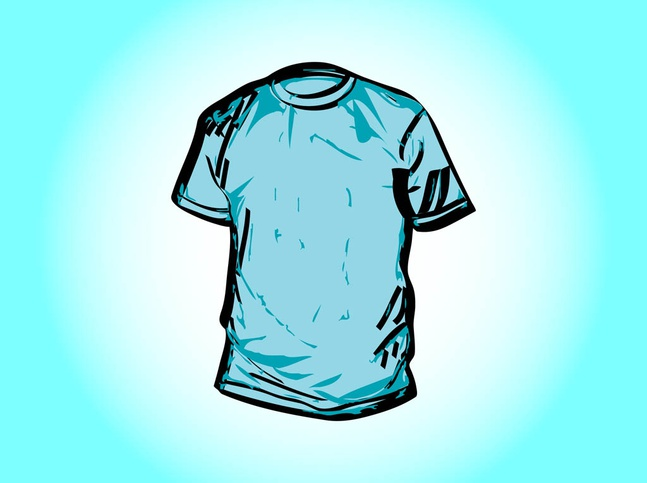 T-Shirt Vector Graphics free
