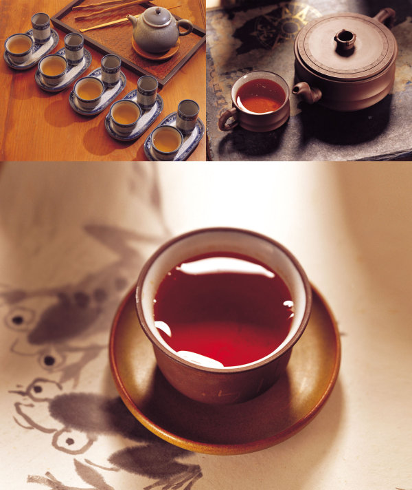 Tea culture in high definition pictures PSD