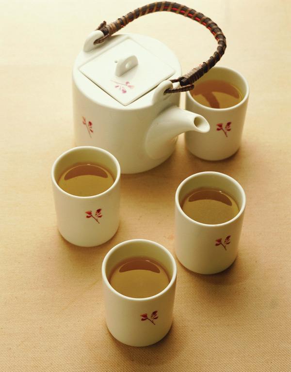 Tea set PSD