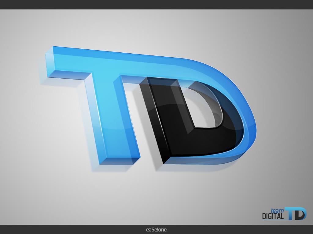 Team Digital Logo TD