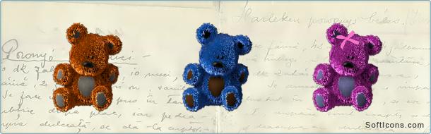 Teddy Icons
