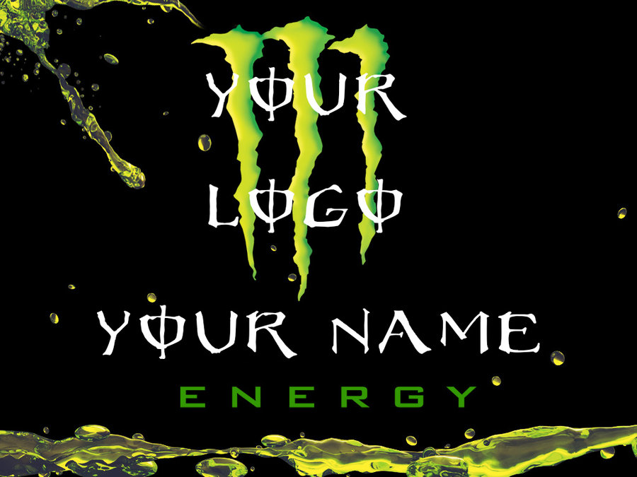 Template – Energy Drink Logo