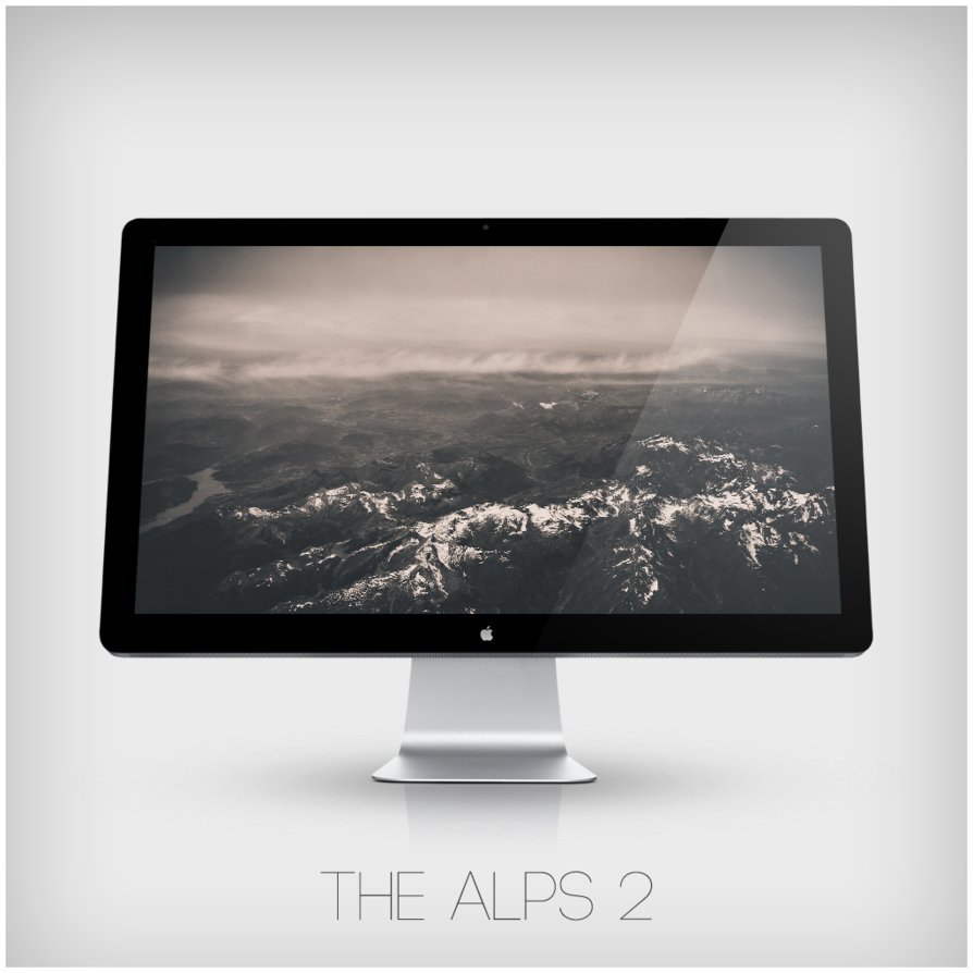 The Alps 2 Wallpaper