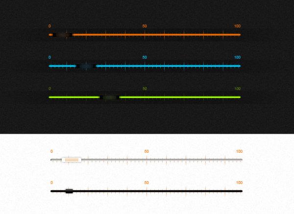 The audio progress bar