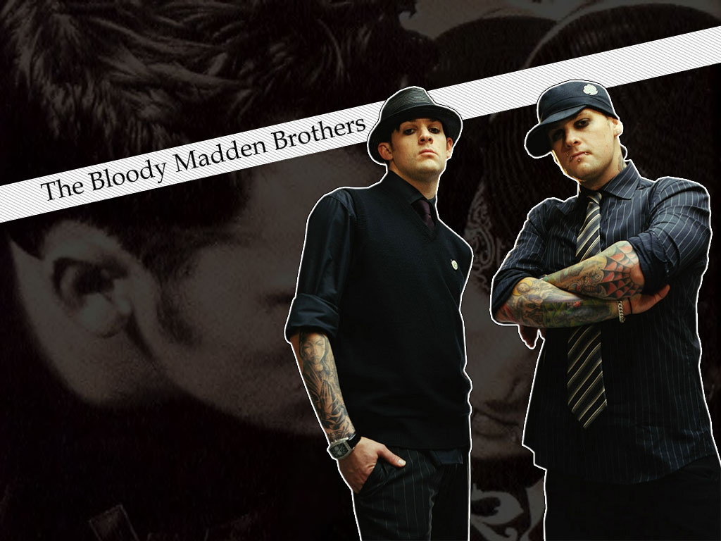 The Bloody Madden Brothers