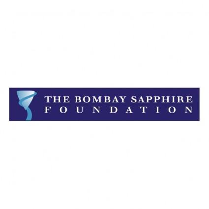 the bombay sapphire foundation logo