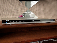The modern DVD3D model