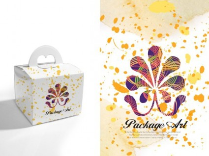 the package art series graffiti printing and application of 12
