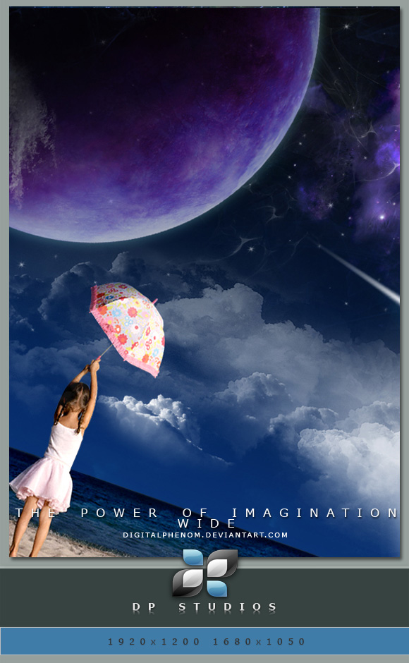 The Power Of Imagination WIDE