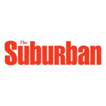 the suburban logo