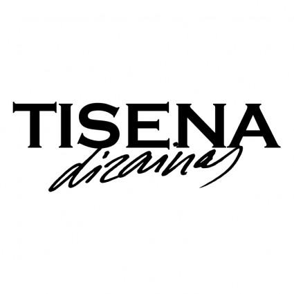 tisena dizainas logo