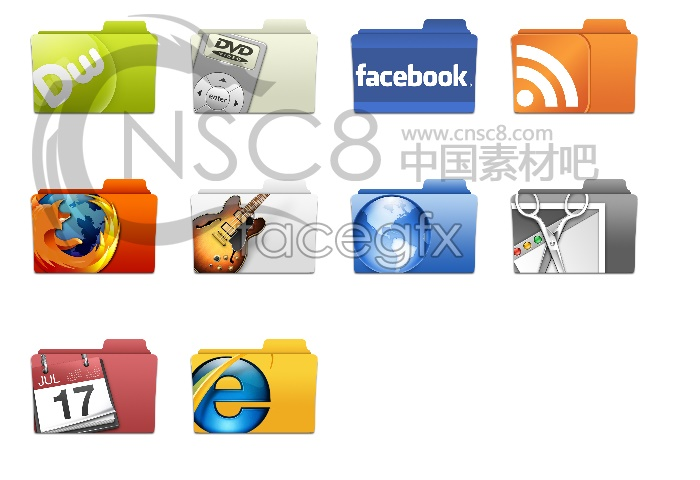 Tools folder icons