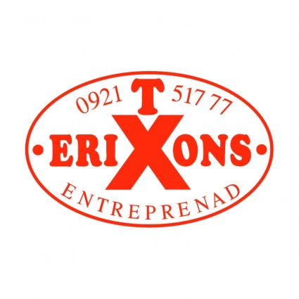 tord erixons entreprenad logo