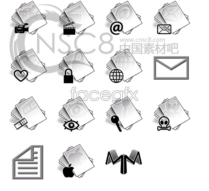 Touch overlay System icon