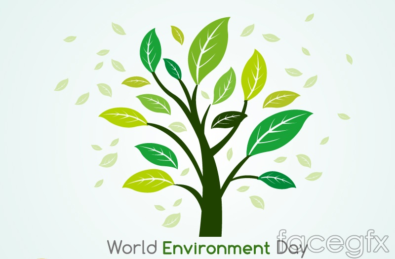 Trees on world environment day design vector over millions trees on world environment day design vector free download toneelgroepblik Choice Image