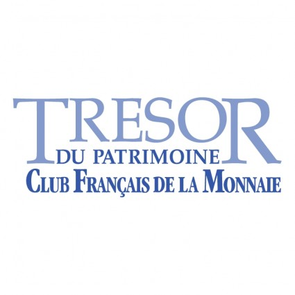 tresor du patrimoine logo