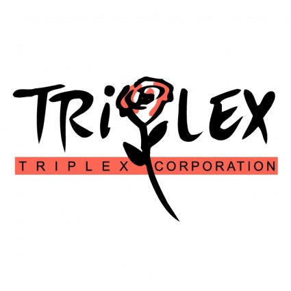 triplex corporation logo