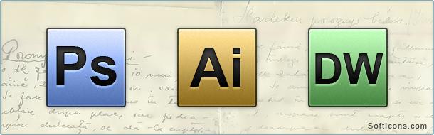 TuilE Adobe Icons