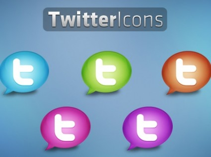 Twitter Icons icons pack