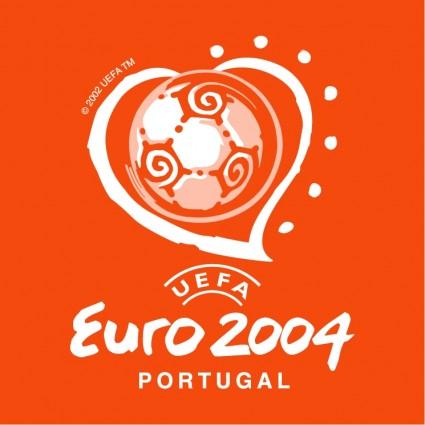 uefa euro 2004 portugal 27 logo