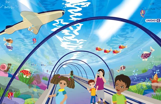 Underwater World vector free